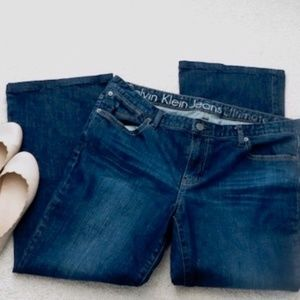 Calvin Klein Ultimate Boot jeans size 32/14
